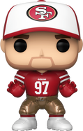 NFL Football - Nick Bosa San Francisco 49ers Pop! Vinyl Figure