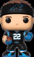 NFL Football - Christian McCaffrey Carolina Panthers Pop! Vinyl Figure