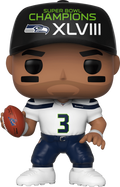 NFL Football - Russel Wilson Seattle Seahawks Super Bowl Champions XLVIII Pop! Vinyl Figure