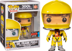 2001: A Space Odyssey - Frank Poole in Space Suit NYCC19 Pop! Vinyl Figure