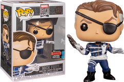 Marvel - Nick Fury First Appearance NYCC19 Pop! Vinyl Figure