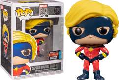 Captain Marvel - Mar-Vell First Appearance NYCC19 Pop! Vinyl Figure
