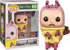 Rick and Morty - Shrimp Morty NYCC19 Pop! Vinyl Figure