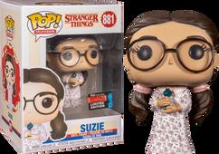 Stranger Things 3 - Suzie NYCC19 Pop! Vinyl Figure