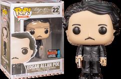 Edgar Allan Poe - Edgar Allan Poe with Book NYCC19 Pop! Vinyl Figure
