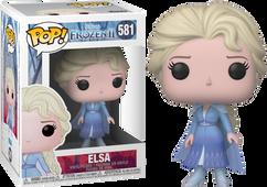 Frozen 2 - Elsa Pop! Vinyl Figure