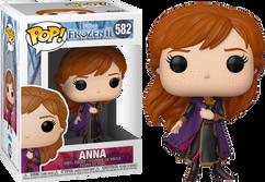 Frozen 2 - Anna Pop! Vinyl Figure