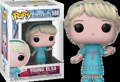 Frozen 2 - Young Elsa Pop! Vinyl Figure