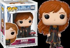 Frozen 2 - Anna Travelling US Exclusive Pop! Vinyl Figure