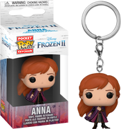 Frozen 2 - Anna Pocket Pop! Vinyl Keychain