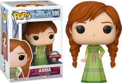 Frozen 2 - Anna with Nightgown US Exclusive Pop! Vinyl Figure