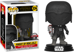 Star Wars Episode IX: The Rise Of Skywalker - Knight Of Ren with Arm Cannon Pop! Vinyl Figure