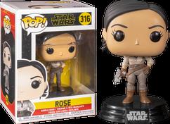 Star Wars Episode IX: The Rise Of Skywalker - Rose Pop! Vinyl Figure