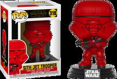 Star Wars Episode IX: The Rise Of Skywalker - Sith Jet Trooper Pop! Vinyl Figure