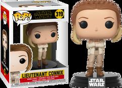 Star Wars Episode IX: The Rise Of Skywalker - Lieutenant Connix Pop! Vinyl Figure