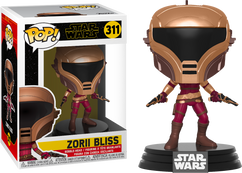 Star Wars Episode IX: The Rise Of Skywalker - Zorii Bliss Pop! Vinyl Figure