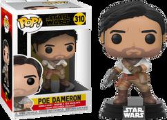 Star Wars Episode IX: The Rise Of Skywalker - Poe Dameron Pop! Vinyl Figure