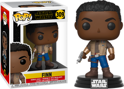 Star Wars Episode IX: The Rise Of Skywalker - Finn Pop! Vinyl Figure