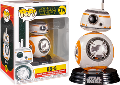 Star Wars Episode IX: The Rise Of Skywalker - BB-8 Pop! Vinyl Figure