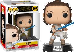 Star Wars Episode IX: The Rise Of Skywalker - Rey Pop! Vinyl Figure