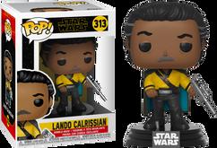 Star Wars Episode IX: The Rise Of Skywalker - Lando Calrissian Pop! Vinyl Figure
