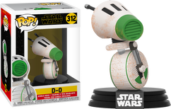 "Star Wars Episode IX: The Rise Of Skywalker - D-O 10"" Pop! Vinyl Figure"