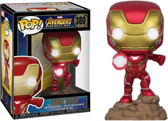 Avengers 3: Infinity War - Iron Man Electronic Light Up Pop! Vinyl Figure