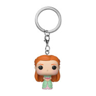 Harry Potter - Ginny Weasley Yule Ball Pocket Pop! Vinyl Keychain