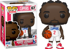 NBA Basketball - Kawhi Leonard Los Angeles Clippers Pop! Vinyl Figure