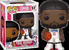 NBA Basketball - Paul George Los Angeles Clippers Pop! Vinyl Figure