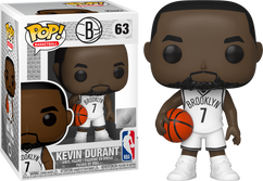 NBA Basketball - Kevin Durant Brooklyn Nets Pop! Vinyl Figure
