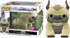 "Avatar: The Last Airbender - Appa Flocked 6"" Super Sized Pop! Vinyl Figure"