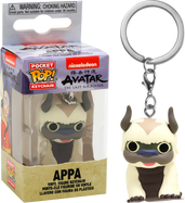 Avatar: The Last Airbender - Appa Pocket Pop! Keychain