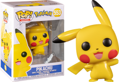 Pokemon - Pikachu Waving Pop! Vinyl Figure
