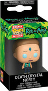 Rick and Morty - Death Crystal Morty Pocket Pop! Vinyl Keychain