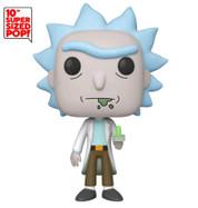 "Rick and Morty - Rick with Portal Gun 10"" Pop! Vinyl Figure"