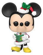 Mickey Mouse - Minnie Mouse Holiday Pop! Vinyl Figure