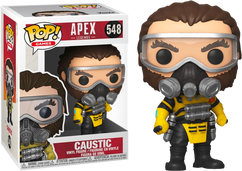 Apex Legends - Caustic Pop! Vinyl Figure