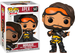 Apex Legends - Mirage Pop! Vinyl Figure