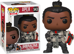 Apex Legends - Gibraltar Pop! Vinyl Figure