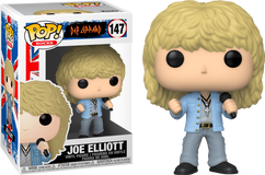 Def Leppard - Joe Elliot Pop! Vinyl Figure