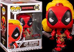 Deadpool - Lady Deadpool Pop! Vinyl Figure