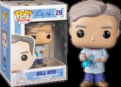 Bill Nye the Science Guy - Bill Nye Pop! Vinyl Figure