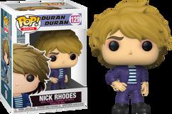 Duran Duran - Nick Rhodes Pop! Vinyl Figure