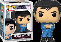 Duran Duran - Roger Taylor Pop!Vinyl Figure
