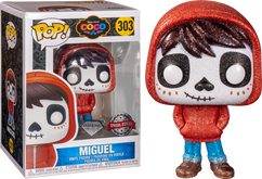 Coco - Miguel Diamond Glitter Pop! Vinyl Figure