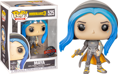 Borderlands - Maya as Siren Pop! Vinyl Figure