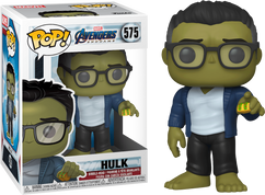 Avengers 4: Endgame - Hulk with Taco Pop! Vinyl Figure