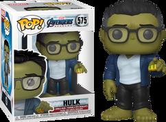 Avengers 4: Endgame - Hulk with Taco Pop! Vinyl Figure