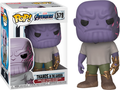 Avengers 4: Endgame - Thanos in the Garden Pop! Vinyl Figure